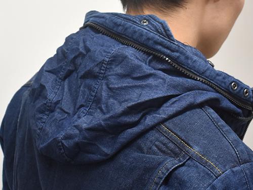 画像3: 「WR001 4D超撥水STRETCH(ストレッチ)フィールドジャケット」の特徴