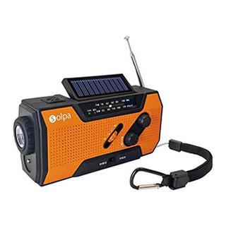 画像4: 【徹底比較】手回し充電式ラジオのおすすめは?スマホ充電とラジオ聴取時間は?