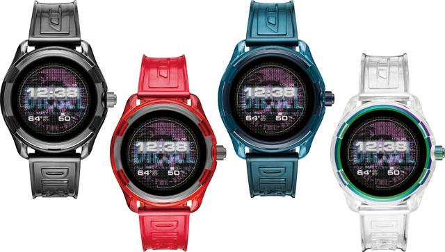 画像: ディーゼル DieselOn Fadelite Smartwatch