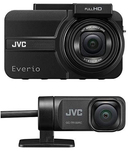 画像: 【JVC Everio】超高感度センサーと広角レンズを採用したドラレコ「GC-TR100」