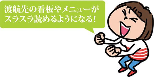 画像2: リアルタイムの音声翻訳だけでなく、カメラを使って、書いてある文字も瞬時に訳せる!