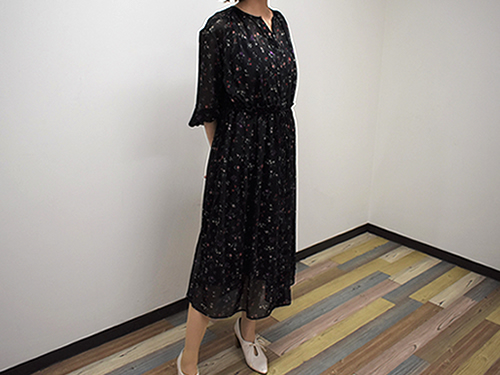 画像: 身長157cm、体重55kgの女性が着用