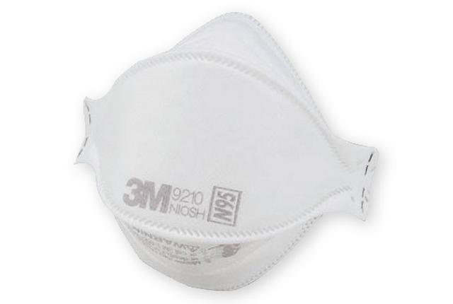 画像: いざというときに役立つ!防災アイテム20 【防塵マスク】 新型インフル対策や水害の防疫に使えるN95のマスク