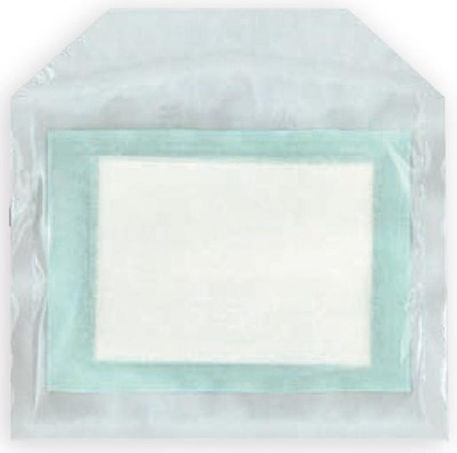 画像: 滅菌バッグ入りなので、衛生的に保管できる。