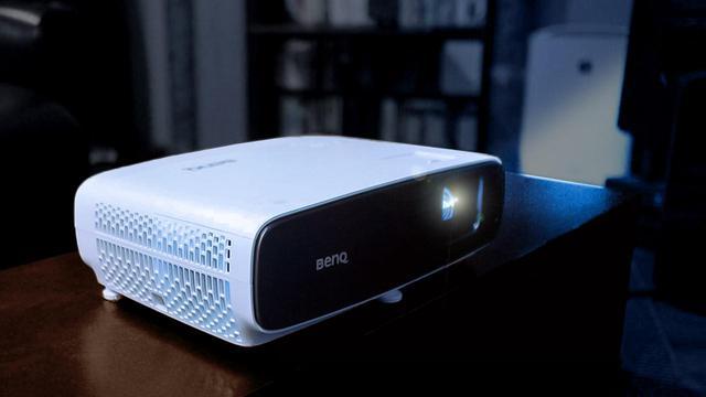 画像: 4K HDR対応のBenQ(ベンキュー) HT3550。