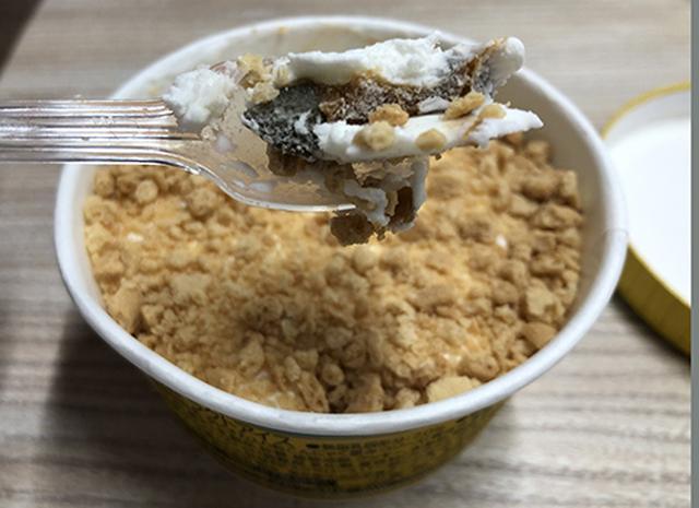 画像: 新作「タピオカ紅茶ラテ味」を食べてみた!