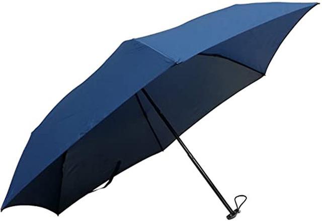 画像: ユビオン 軽量3段ミニ折傘