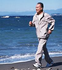 画像: 1日5分の速歩きを週に4日!