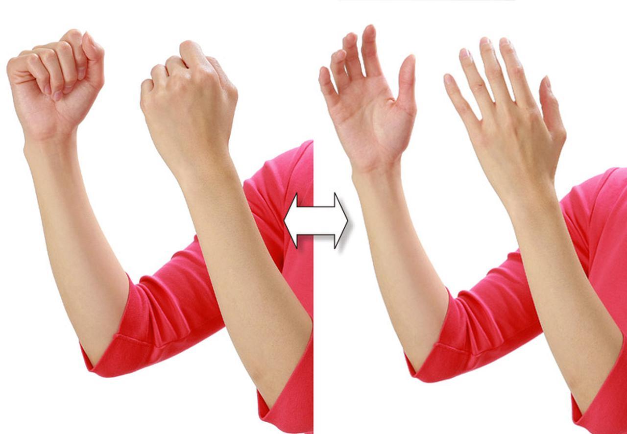 画像: 血管を柔軟にするお勧めの運動