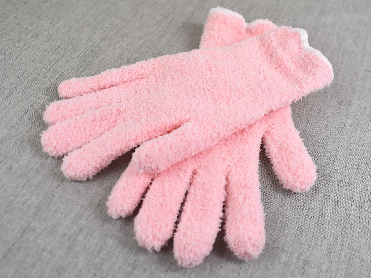 画像: ホコリや汚れをパパっと掃除できる「マイクロファイバーお掃除手袋」