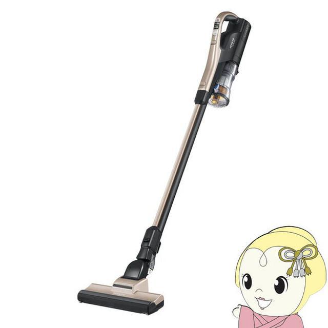 画像: 【日立】ボディの軽量化と新機能の採用でさらに進化したスティック掃除機