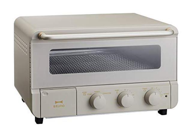 画像: 【BRUNO】三つのモードで多彩に活用できる4枚焼きのオーブントースター
