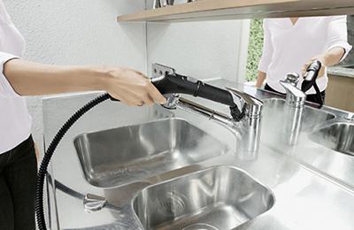 画像: 洗剤なしでスッキリお掃除! www.yodobashi.com
