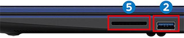 画像2: ●汎用性が高いUSB端子がポイント