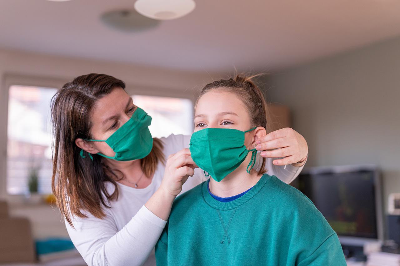 家庭用マスクと医療用マスクの違い