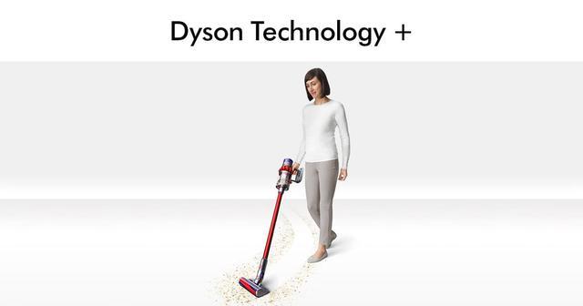 画像: ダイソン テクノロジー プラス サービス