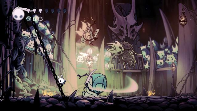 画像: Hollow Knight - Release Trailer www.youtube.com