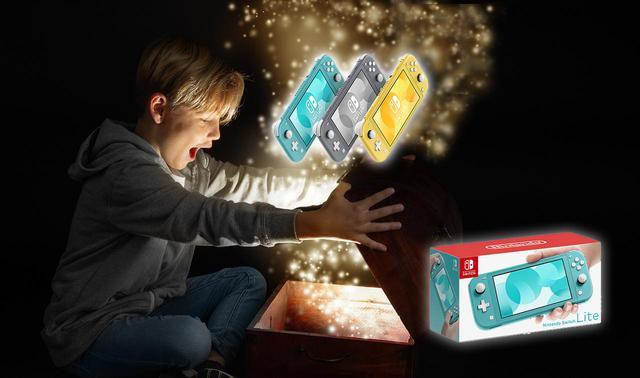画像: 【ニンテンドースイッチライト】テレビに繋げないのにバカ売れの理由とは…おすすめソフトはドラクエ&ポケモン! - 特選街web