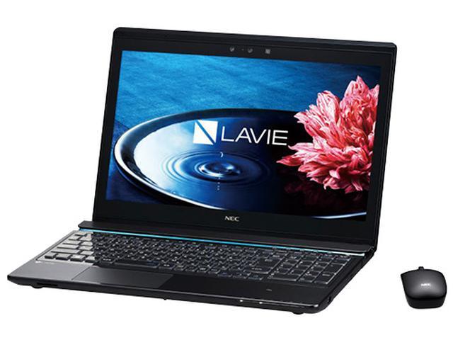 画像: LAVIE Note Standard NS850/BAB (NEC) 第5世代Core i7のCPUにメモリーも8Gバイト搭載と、現役で使えるが、早めの買い替えも検討しよう。