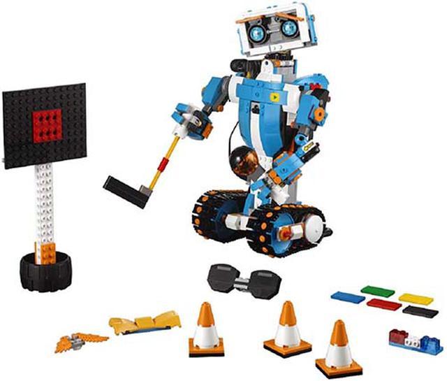 画像: LEGOブースト クリエイティブ・ボックス 17101