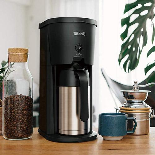 画像: サーモス 真空断熱ポットコーヒーメーカー