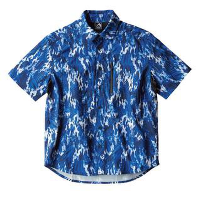 画像: 【ワークマン】フィールドコアのアウトドア半袖シャツが通気性抜群!動きやすさと機能性でブレイク必至