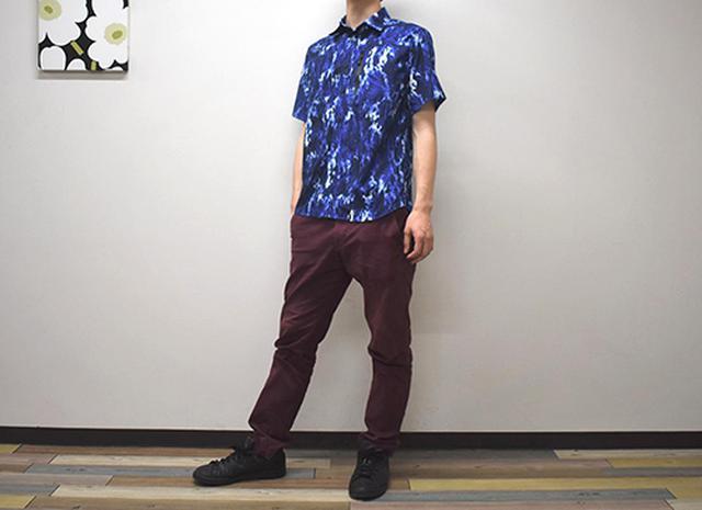 画像: 蒸し暑い季節にピッタリの「クライミングストレッチ半袖シャツ」