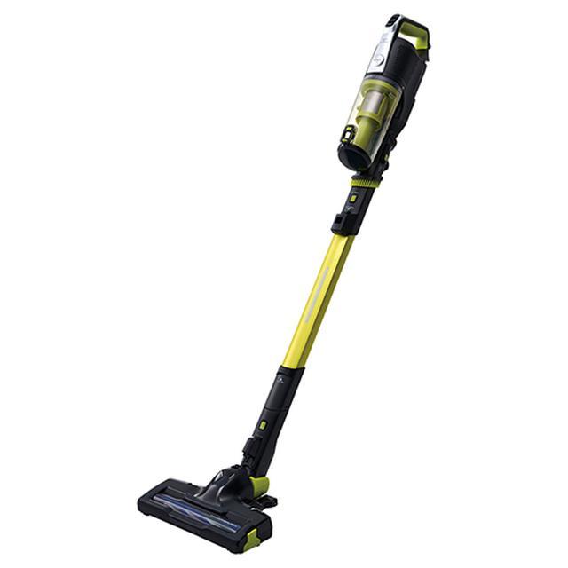 画像: AQUAのスティック型掃除機「AXEL CLEAN AQC-HF500」