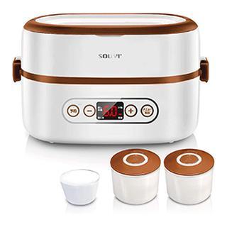 画像: 【ソウイ SY-110】2品同時のスチーム調理が可能なマルチ炊飯器