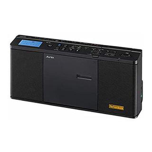画像1: 【東芝 CDラジオ】Bluetooth送受信機能を装備した高音質設計が特徴「TY-ANX1/AN1」