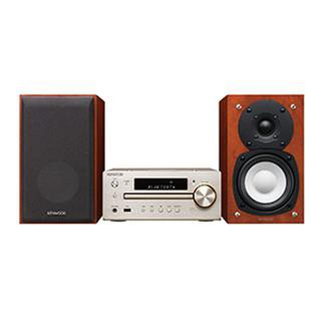 画像: ケンウッドのミニコンポ「K-515」を評価 K'sシリーズの流れをくむ本格派で音質もかなりいい