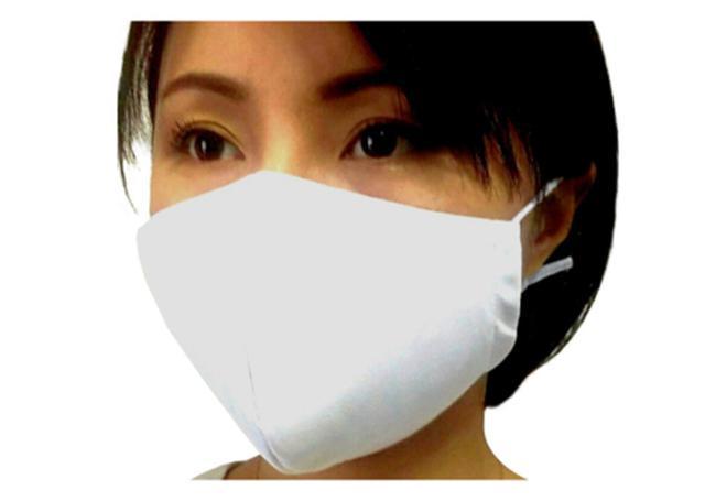 画像: コナカの立体マスク