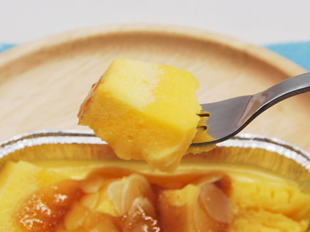 画像3: プリンにスポンジを浸した甘~い味が絶品!