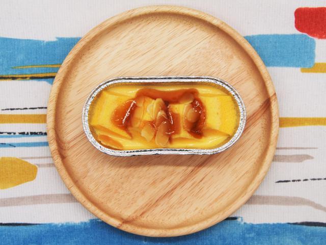 画像1: プリンにスポンジを浸した甘~い味が絶品!