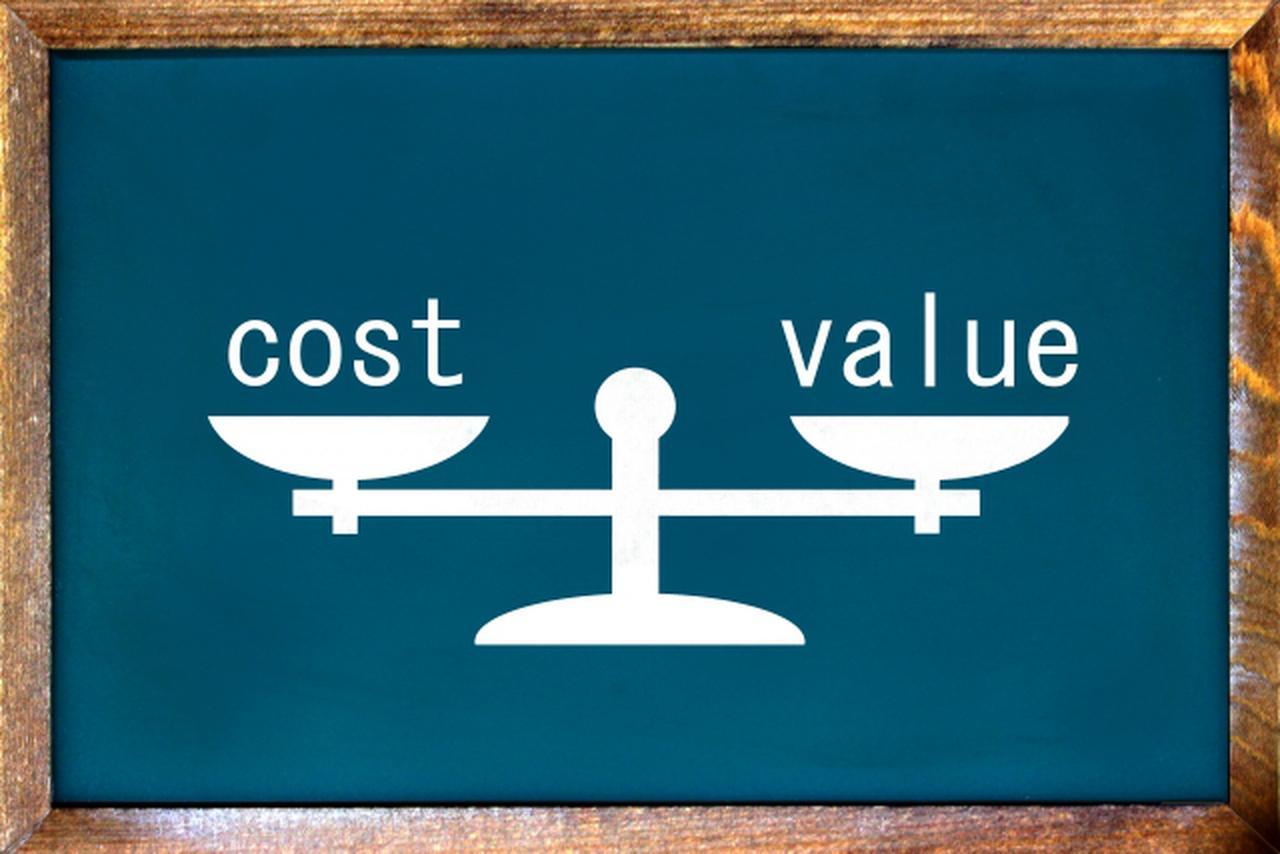 画像: コストパフォーマンスを意識