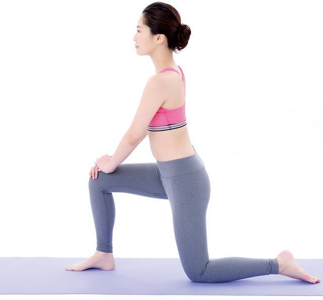 画像2: 3. 腸腰筋ストレッチ