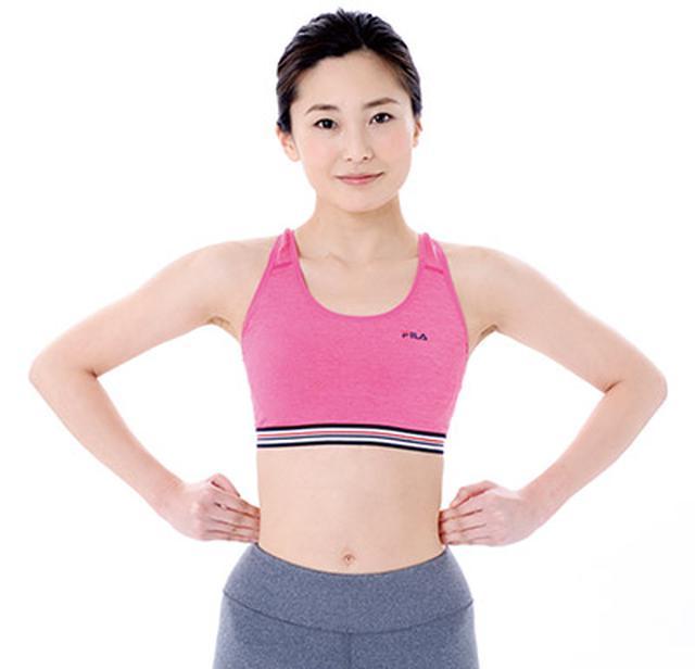 画像: 体の表面の筋肉から深部にかけて順番に伸ばす