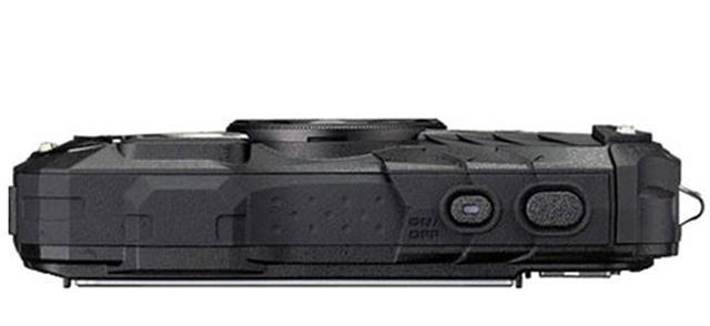 画像: 本格的なタフネス仕様の割には、スリムなボディ。200グラム以下の軽いカメラだが、素材や構造にはタフネスさを感じる。