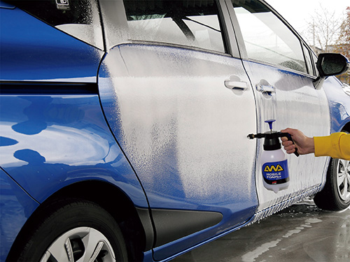 画像2: 【ソフト99】豊かな泡と高い洗浄力を実現した新感覚のカーシャンプーセット
