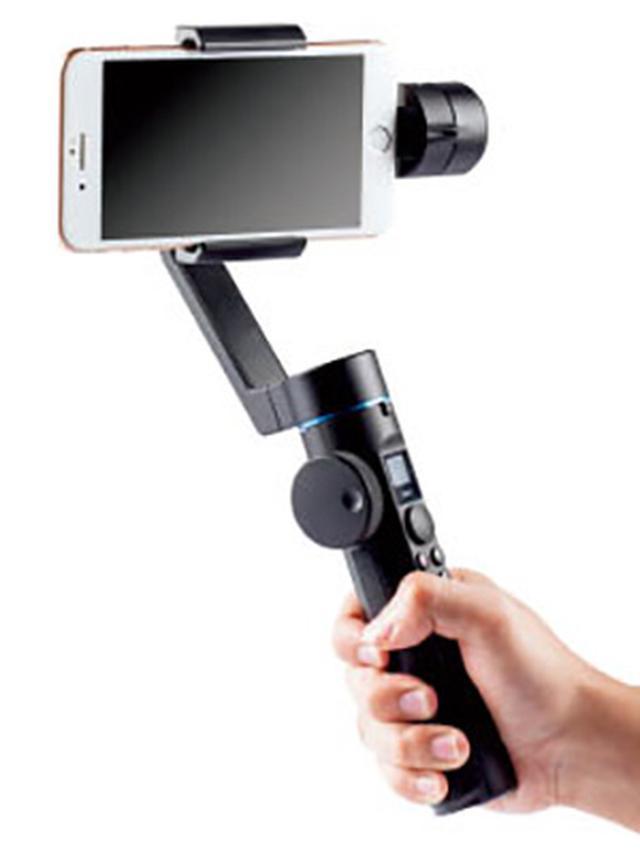 画像2: 【SIRUI】ブレを抑えて安定した映像を実現する電動3軸スタビライザー