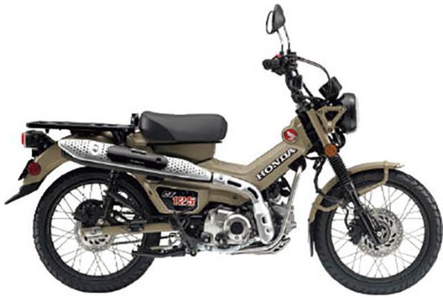 画像3: Honda CT125・ハンターカブ