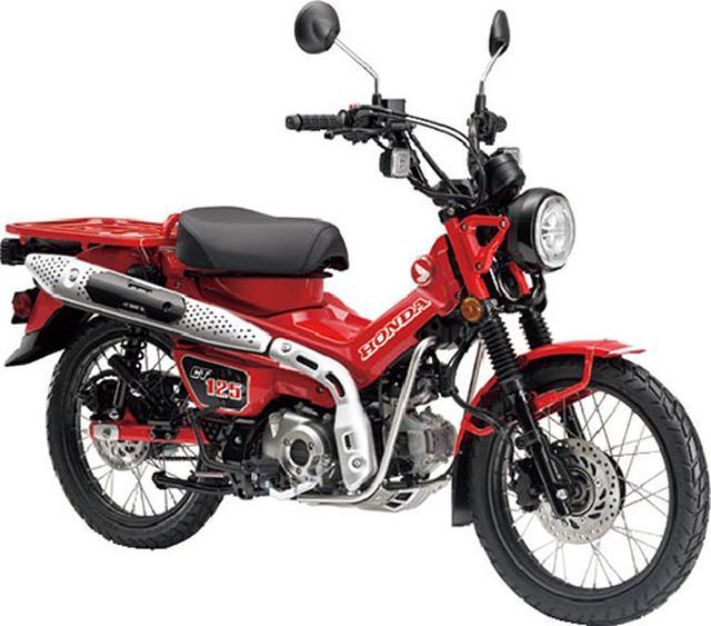 画像1: Honda CT125・ハンターカブ