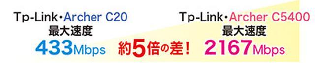画像1: 【Wi-Fiルーターのおすすめ】最新Wi-Fi6からメッシュまで 注目機種はコレ!