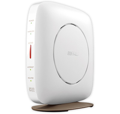 画像1: 【インターネットの接続方法】Wi-Fi5対応ルーターの設置・設定を図解