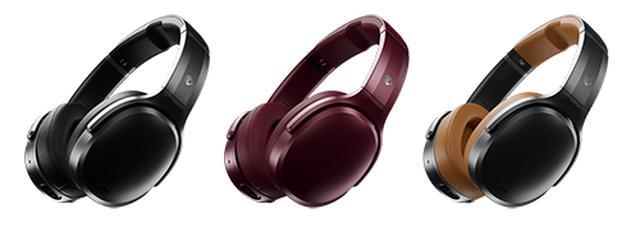 画像: 3パターンのシックなカラーリングを揃える「Crusher ANC」。低音の効いたヤンチャさも滑らかな音のジェントルさも譲れないという、アクティブなオトナの音楽好きにピッタリの高音質ワイヤレスヘッドフォン