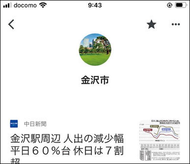 画像1: 【ニュースアプリ】地方記事まで網羅しているおすすめサービスはコレ!