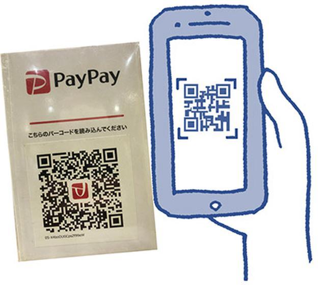 画像10: シンプルな2種類の支払い方。会計時間も現金より早い!