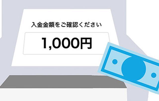 画像7: 方法 ① セブン銀行でチャージ