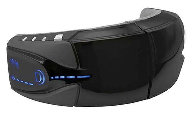 画像: パソコンやスマホを見続けて疲れた目元を空気、振動、熱、音楽を使ってケアするアイテム