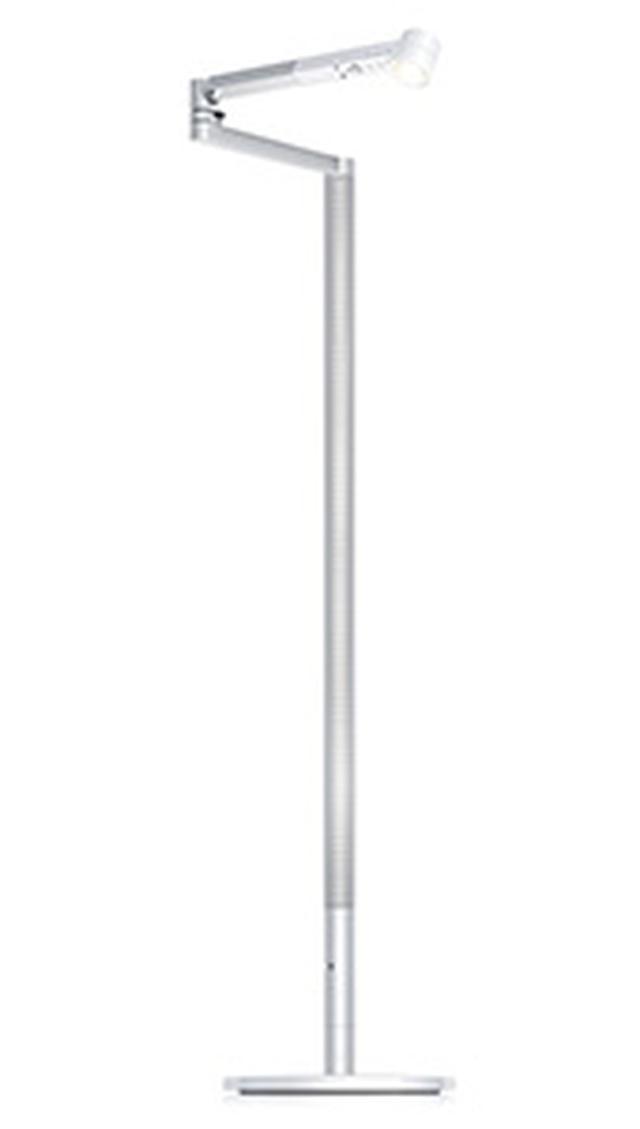 画像: フロアライト 支柱部分を照明にすることもできる